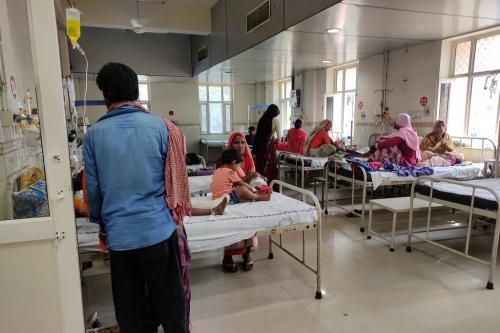तीन मिनट, एक मौत: वायु प्रदूषण से राजस्थान में हो रही हैं सबसे ज्यादा बच्चों की मौत