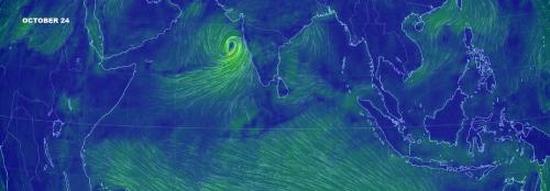 Expect cyclone in Arabian Sea, more to come in Bay of Bengal