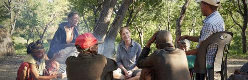 Humanity's birthplace: why everyone alive today can call northern Botswana home