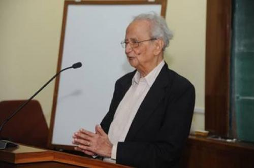 B V Sreekantan (1925-2019): Bhabha protégé and institution builder