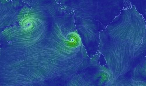 Kerala on alert as Maha intensifies into super cyclone off its coast