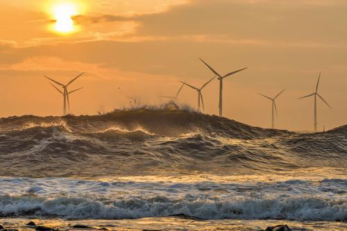 Powerful winds of change: Offshore wind power has taken off but challenges persist
