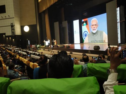 IISF 2019: Science should be inventive and innovative, says PM Modi
