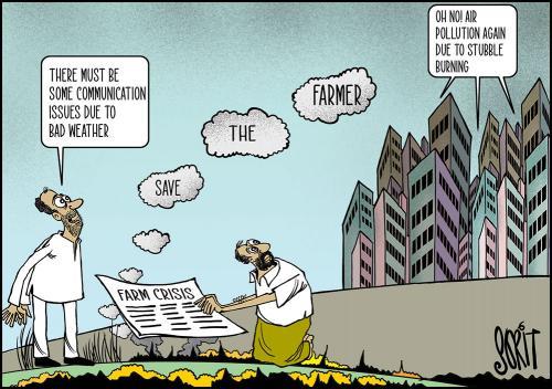 Farm crisis
