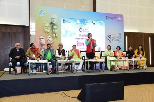 IISF 2019: Experts talk about science through mass communication and research