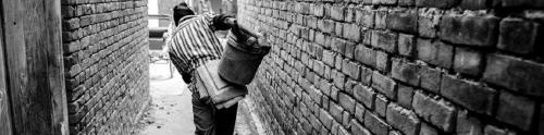 Manual scavenging has gone underground in India: WHO