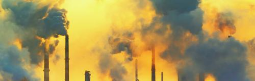 Global industrial emissions: Steeling through?