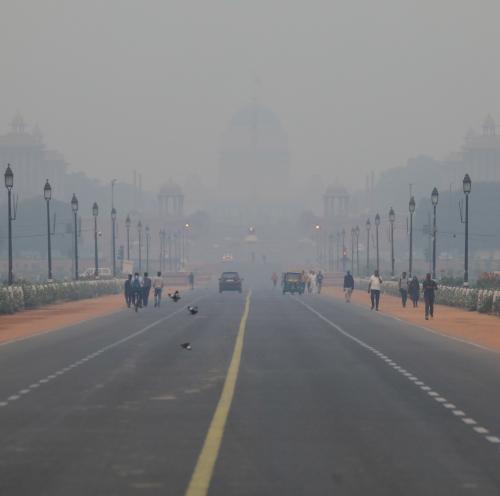 Expect 'severe' Delhi air today