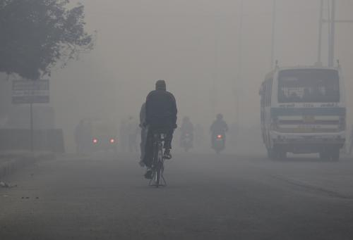 Supreme Court has repeatedly rebuked state governments on air pollution in Delhi. Photo: Vikas Choudhary