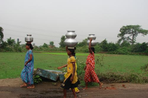Water-stressed in India: Reports from the districts