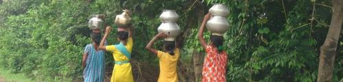 4 out of 10 rural households travel every day for drinking water