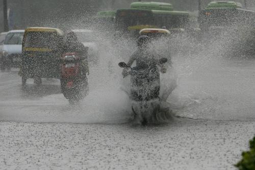 भारतीय-प्रशांत महासागर के गर्म होने से भारत में बदल रहा है बारिश का पैटर्न