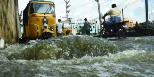 Rains could intensify further in flood-hit Tamil Nadu, Puducherry