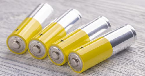 Battery prices falling sharply, says report