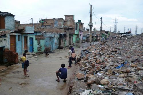 स्लम बस्तियों के प्रदूषण से बदल रहा है मौसम का पैटर्न, भारत पर भी असर