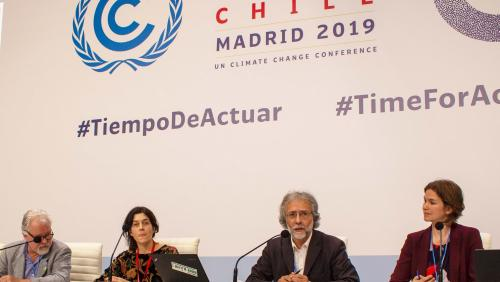 Climate Emergency CoP 25: Ranking of top climate change performers disregards consumption question