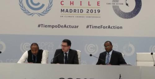 Climate Emergency CoP 25: Negotiations drag on, African group expresses worry over outcome