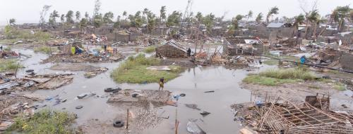 195% more Africans affected due to extreme weather events in 2019