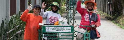 Ten zero-waste cities: How Tacloban in the Philippines managed to spruce itself up