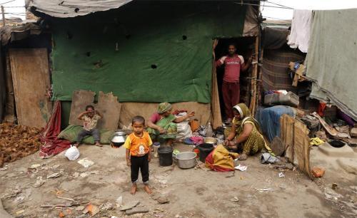 सतत विकास लक्ष्य: गरीबी और भूख को कम करने के मामले में पिछड़ा भारत