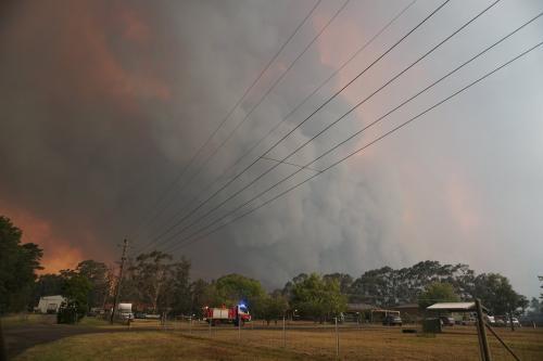 आस्ट्रेलिया की आग से न्यूजीलैंड के ग्लेशियर पर खतरा