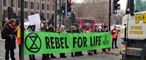 Extinction Rebellion needs to build solidarity and work on its race problem