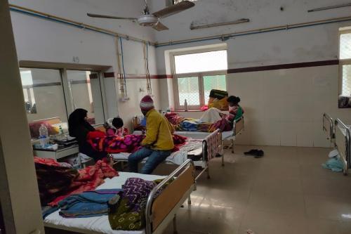 जीवन भक्षक अस्पताल-4: आधुनिक सुविधाओं के बाद भी यहां मर जाते हैं बच्चे