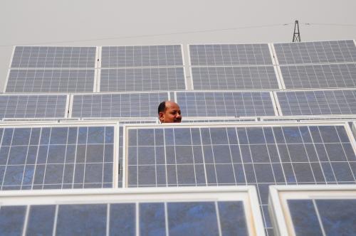 बजट 2020-21: सौर ऊर्जा और ग्रीन कोरिडोर के आंवटन में हो सकती है 24% तक वृद्धि