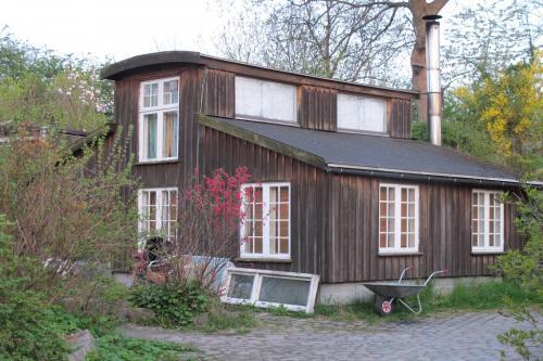 पर्यावरण बचाने में सहायक हो सकते हैं लकड़ी से बने भवन