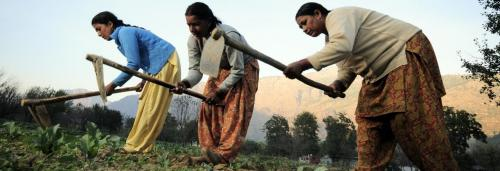 Women farmers demand recognition from govt at 2-day meet