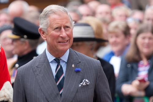 Prince Charles pushed markets over State at Davos