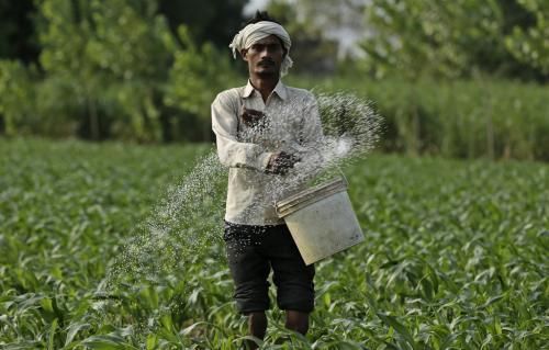 किसानों का दम घोंट रहा है केमिकल खाद से निकलने वाला अतिरिक्त सेलेनियम