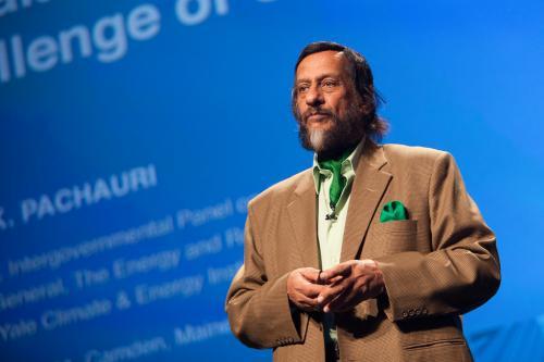 आरके पचौरी: एक पर्यावरण वैज्ञानिक ने क्यों कहा था कि भारत को कार्बन उत्सर्जन का अधिकार है