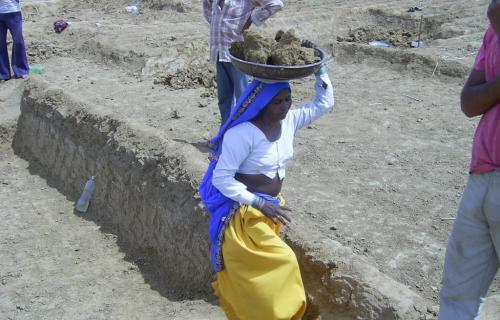 मनरेगा का हाल: इस जिले में केवल एक परिवार को मिला 100 दिनों का रोजगार