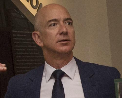 Getting Amazon to pay its taxes could be Jeff Bezos' biggest climate action