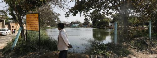 Water-stressed in India: Officials claim Hapur water table has risen due to JSA