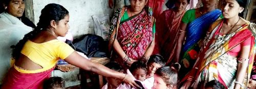 Frontline workers set to play key role against COVID-19 in Odisha
