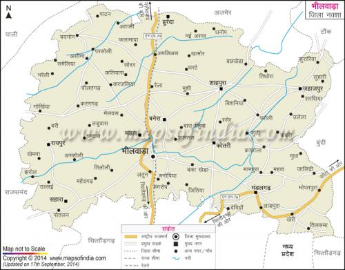 क्या राजस्थान के लिए भीलवाड़ा कोरोनावायरस का एपिक सेंटर बन गया है?