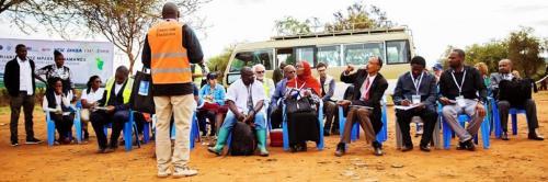 12 अफ्रीकी देशों में शुरू हो गया नोवेल कोरोना वायरस का सामुदायिक प्रसार, एक सप्ताह में तीन गुना बढ़े मामले