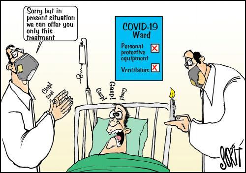 Simply Put: CoVID-19 treatment