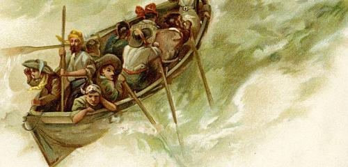 How social isolation can enrich our spiritual lives — like Robinson Crusoe