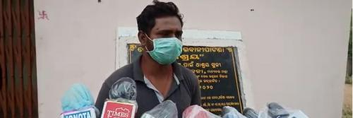 Ambulance driver ostracised in Odisha for transporting COVID-19 patient