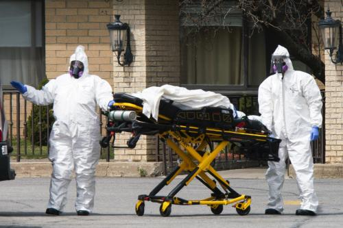 How to avoid infection after a COVID-19 death – an Ebola response veteran explains