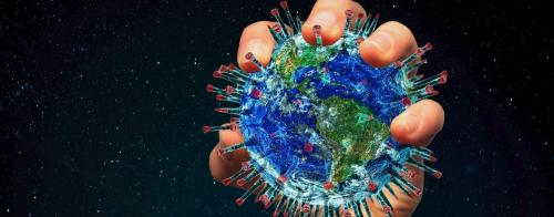 COVID-19: Who do you blame a pandemic on?
