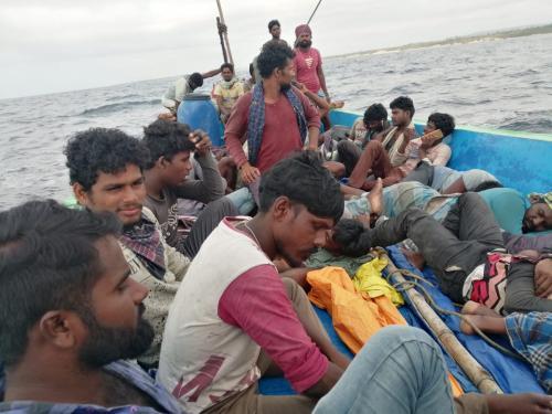 COVID-19 lockdown desperation: Odisha migrants take sea route to return