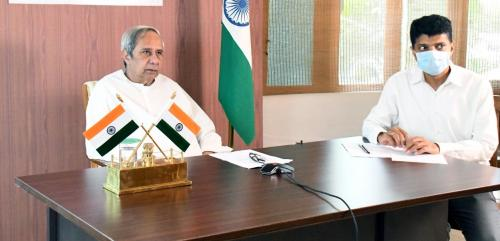 Create a million person days under MGNREGS: Patnaik to officers
