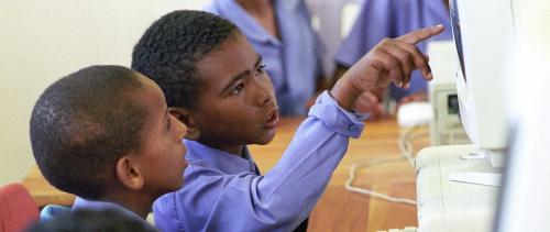 How South Africa can address digital inequalities in e-learning