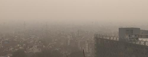 Lessons from COVID-19 on reducing India's environmental pollution