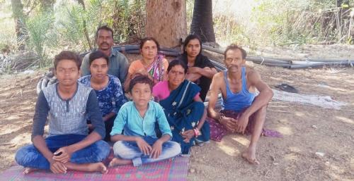 Telangana police rescues Odisha family held captive at Ramagundam brick kiln