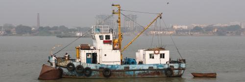 Series of ash barges sinking raises concerns on Sundarbans ecology